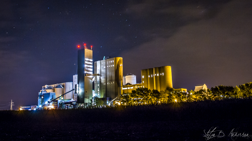 Zementwerk Mannersdorf